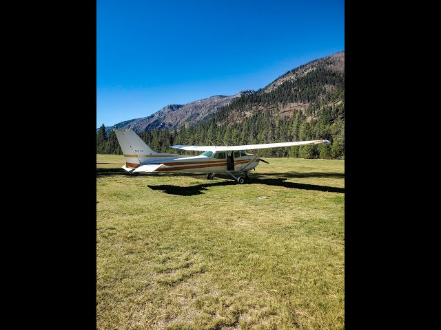 Idaho Backcountry Flying Adventure