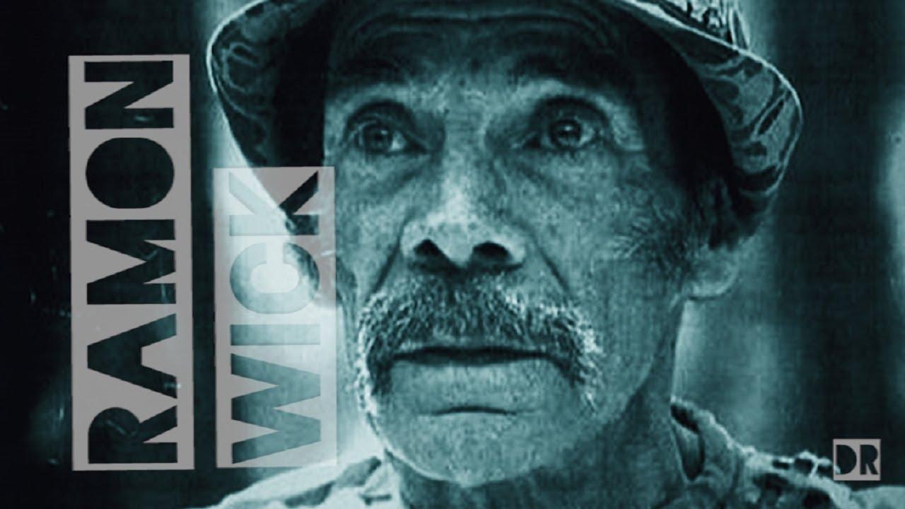 Ramón Wick   Com a porcaria de um lápis #VoltaCH