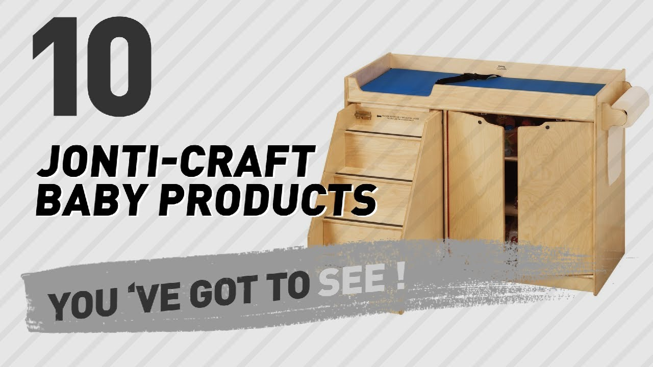 Jonti Craft Baby Products Video Collection // New U0026 Popular 2017