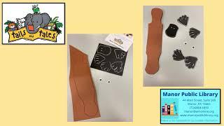 Take home craft - Platypus bookmark - 7/19/2021