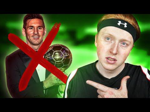 ЭКСПЕРИМЕНТЫ С ЗОЛОТЫМ МЯЧОМ В ФИФА 20 | ЗА ЧТО ЕГО ДАЮТ ??