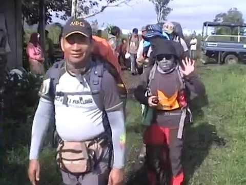 "Mt. Piagayungan ""Piapayungan"" Exploration Climb"