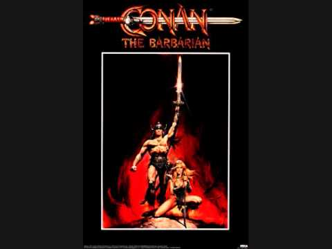 C And C >> Conan the Barbarian - 27 - Conan the King/End Titles (w Mako Dialogue) - YouTube