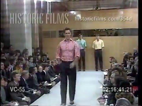 Perry Ellis - Spring Summer 1987
