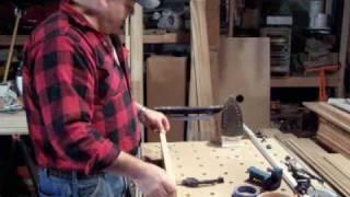 Basic Cabinetmaking Part 3 (edge Banding)