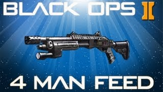 quad shotgun feed r870 mcs black ops 2