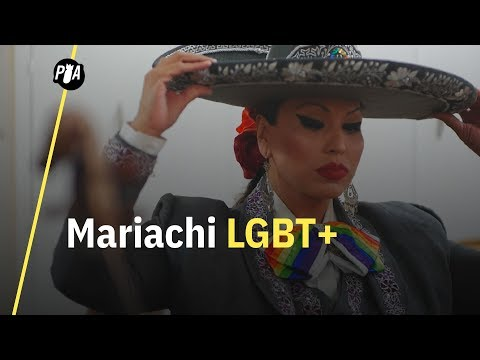 Un mariachi LGBT en Los Ángeles: Los Arcoíris | Música mexicana en California