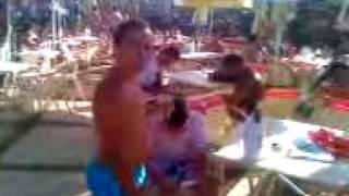 DJ Barby na Barraca Marguerita - Equipe Bacanagem