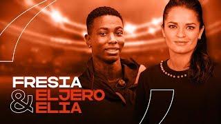 Fresia & Eljero Elia