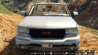 GTA 5 GMC Yukon XL 2003