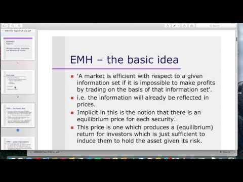 International Financial Market topic 6