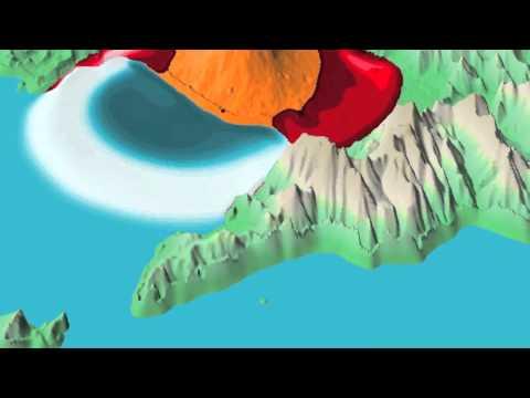 Mt. Vesuvius: Pyroclastic Flow & Tsunami.mov