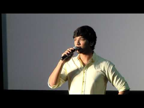 Gautham Karthik on Press Conference ; sharing His Experience in Kollywood | nba 24x7