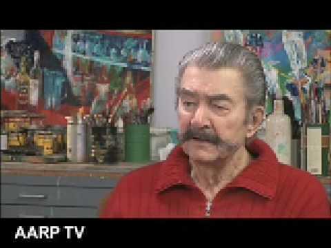 AARP TV: Artist LeRoy Neiman