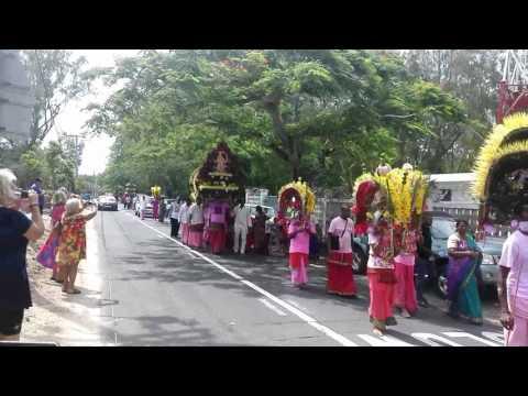 Hindu festival in Mauritius