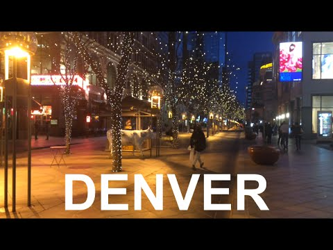 DENVER, CO vlog