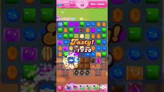 How to play candy Crush saga level 1544