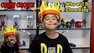 CHOW CROWN | WHO WILL BE CHOW KING? | FOOD GAME