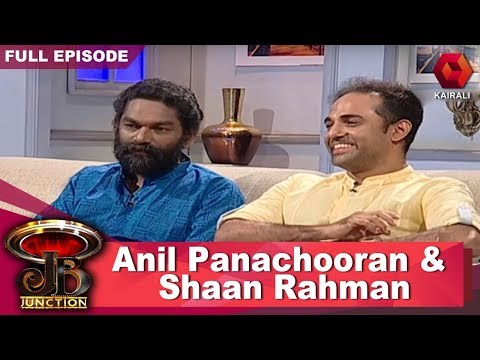JB Junction : Shaan Rahman And Anil Panachooran | 28th October 2017 | Full Episode