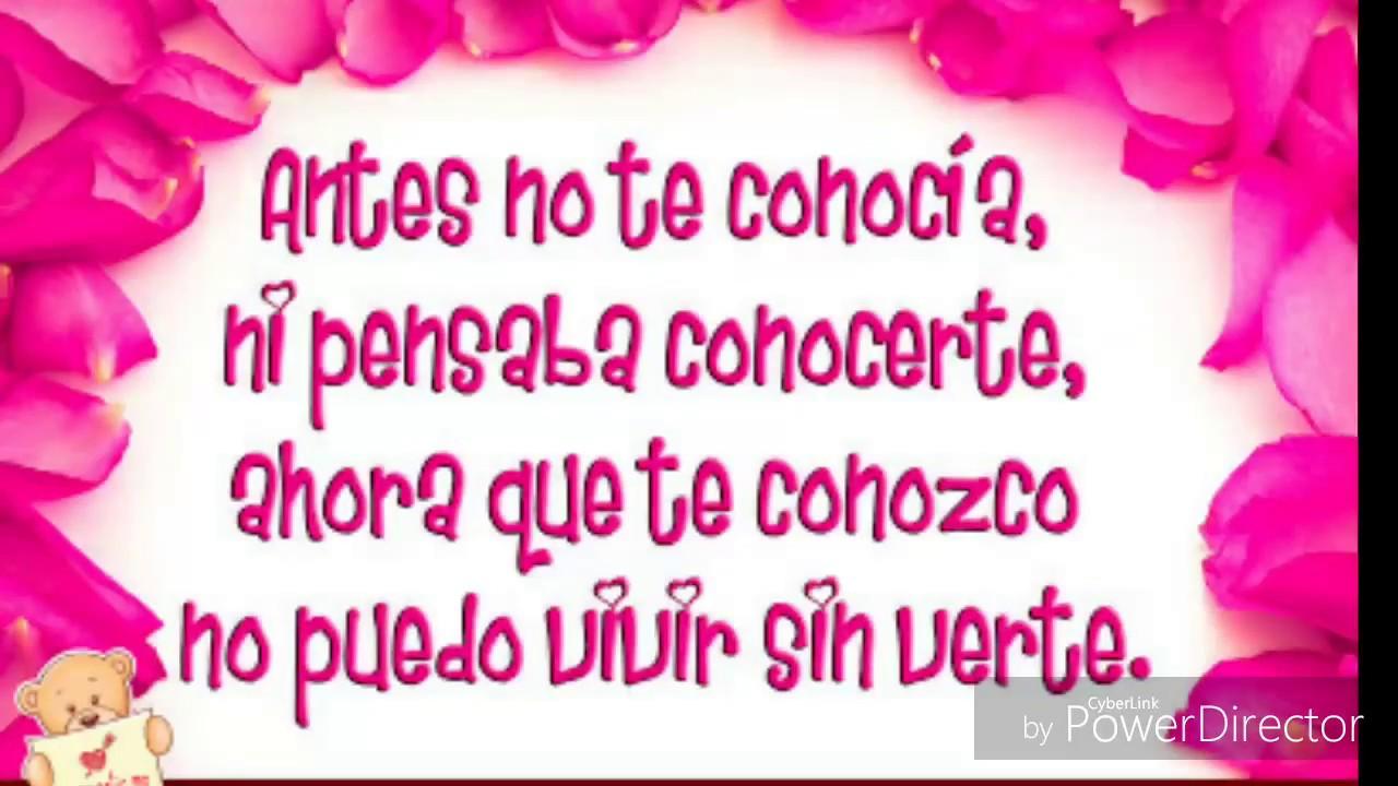 Frases De Amor Cortos: 15 POEMAS DE AMOR CORTOS CON RIMA PARA DEDICAR ESTE 14 DE