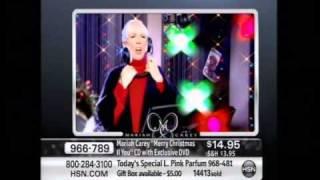 Mariah Carey & Patricia Carey- O Come All Ye Faithful [Duet 2010]
