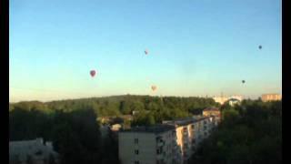 Воздухоплавание в Дмитрове(, 2011-07-08T19:55:07.000Z)