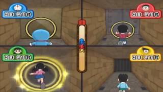 Cuộc trốn chạy của Doremon, Nobita, Xuka và Xeko khỏi sự truy đuổi của Robot   Game Doraemon và Nobi