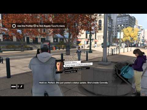 Watch Dogs - A Wrench In The Works: Aisha Tyler Willis Tower Easter Egg (Under Dedsec Surveilance)
