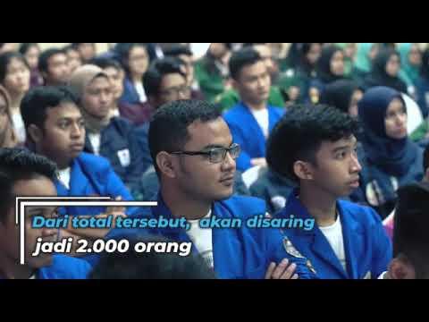 Launching Program Magang Mahasiswa Bersertifikat - FHCI 2018