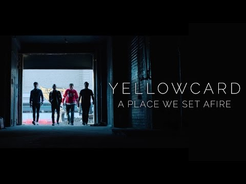 Yellowcard - A Place We Set Afire (Official Music Video)
