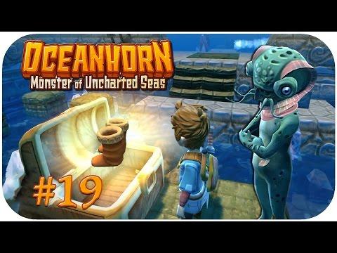 OCEANHORN - Monster Of Uncharted Seas [019] - Grabenstiefel