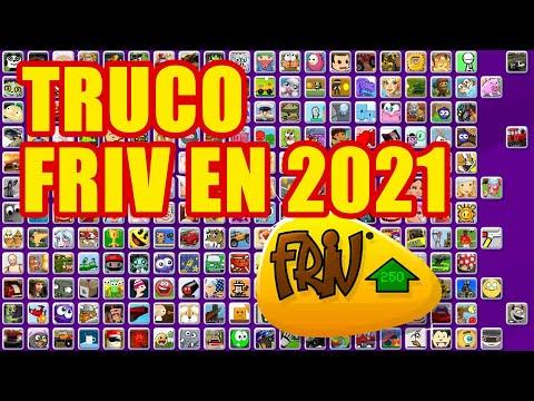 🟡 TRUCO para JUGAR juegos FRIV en el 2021 ✅ FUNCIONA!!!! 😱😱😱