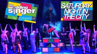 "Diversion Ent. \Review// Preview - ""Saturday Night In The City"" - The Wedding Singer Musical"