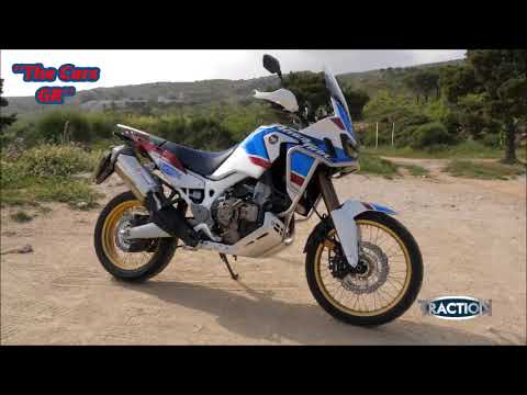Traction~ Honda CRF 1000L Africa Twin...
