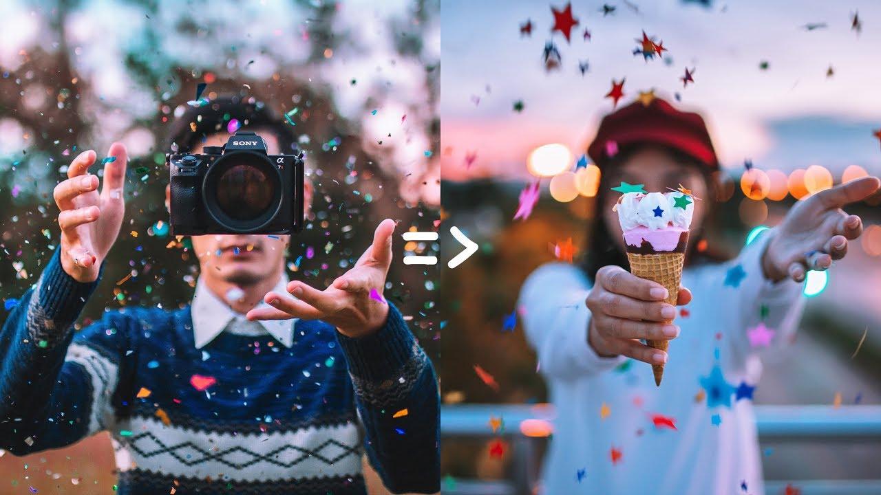 tricks camera creative portrait crazy fun shutterbug help scanner