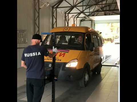 Школьные автобусы Геленджика готовятся к учебному году