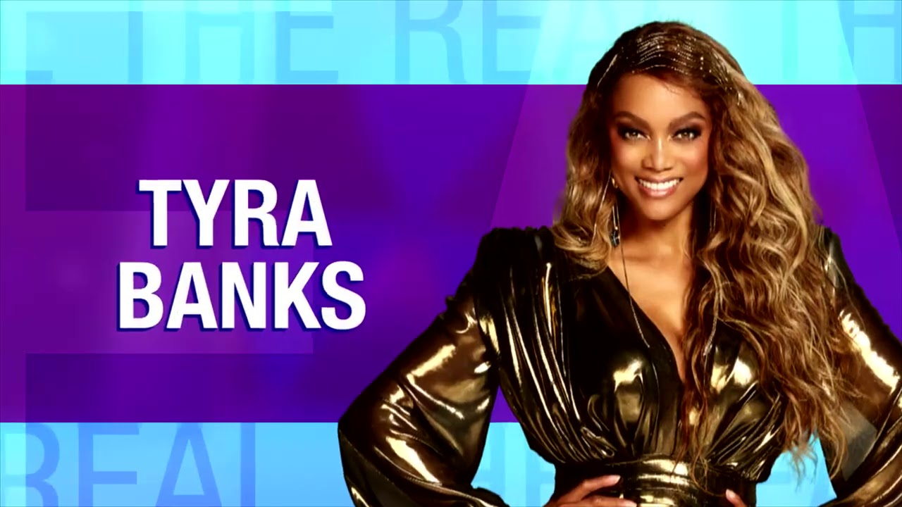 Tuesday on 'The Real': Tyra Banks