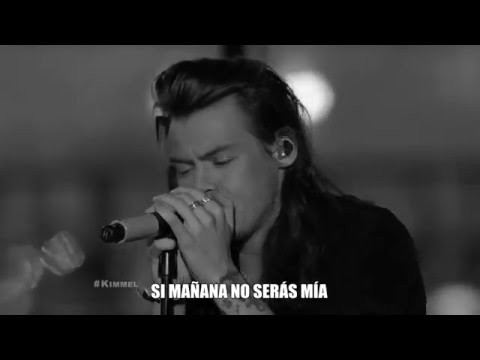 Love You Goodbye - One Direction Live (Español)