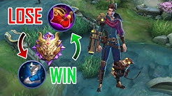 Claude Best Build in 2020 | Top 1 Global Claude Build | Claude Mobile Legends