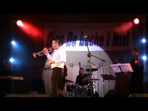 LADINO כנס לאדינו 2011 - אריק דוידוב - מחרוזת לאדינו