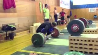 Klokov - Ivanov A. (94 kg) snatch 21.06.2013