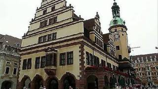 Лейпциг: Экскурсия по Лейпцигу (Германия), Leipzig (Deutschland)(Лейпциг: Экскурсия по Лейпцигу (Германия), Leipzig (Deutschland) Лейпциг больше, чем другие города, напоминает среднес..., 2011-01-20T19:40:20.000Z)