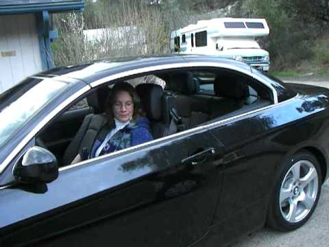2010 BMW 328i Convertible Top Operation - Opening - Tak ...