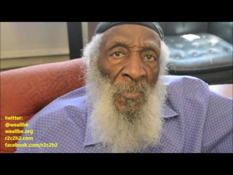 Baba Dick GREgory On THE REal REason Why WhITe SupREmacy Fears Islam