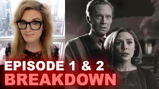 WandaVision Episode 1 & 2 - BREAKDOWN (spoilers)