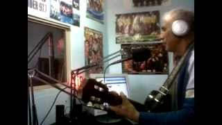 WALTER VILLARROEL-en la radio LIDER 97.7-video1