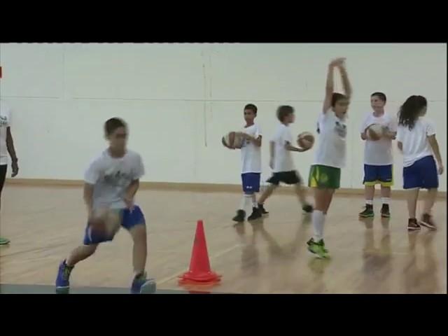 Canarias Basketball Academy | CBA Summer Camp en Tv Canaria