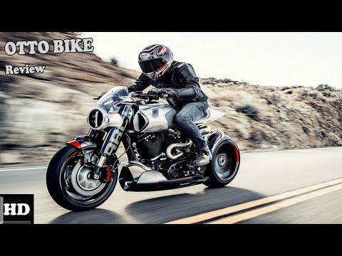 Otto Bike l The Arch Method 143 Overview  Keanu Reeves'S Motorcycle Company