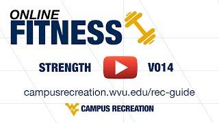 Wvu Campus Recreation   Online Fitness   V014   Strength