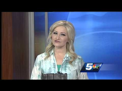 Anchor Jennifer Sheahen WPTZ Saturday 6:00 PM Newscast 4/2/2016